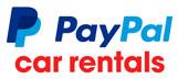 PayPal - Car Rentals