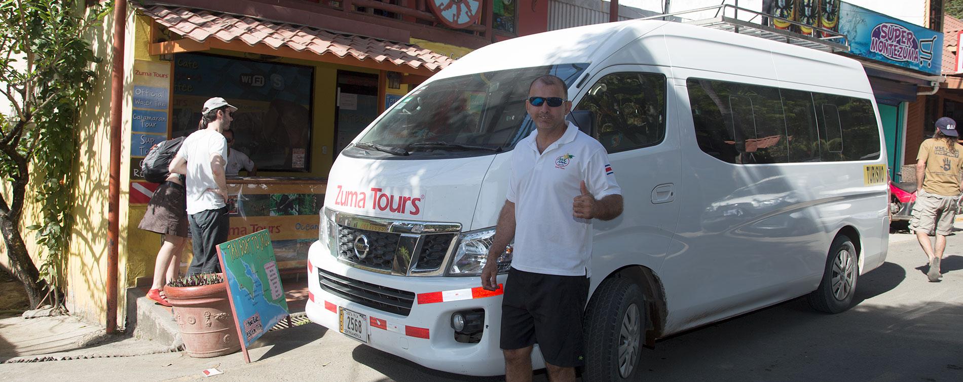 Zuma Tours Transfers & Shuttles